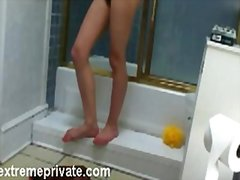 Thumb: My cute showering niec...