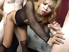 Redtube Movie:Asian girl first anal