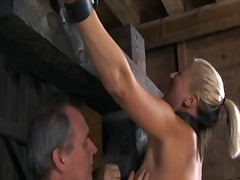 Ah-Me Movie:Torturing a petite sweetheart