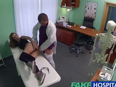 Fake doctor examines and f... - 05:06