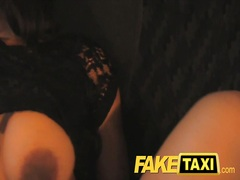 Voyeur Hit Movie:FakeTaxi: Diminutive cutie wit...