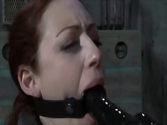 Ah-Me Movie:Stuffing beauty with hard toy