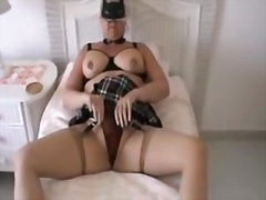 Private Home Clips Movie:bondage wife mini skirt slut