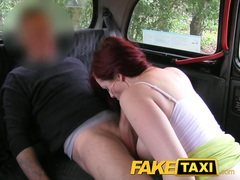 FakeTaxi: Back seat or...