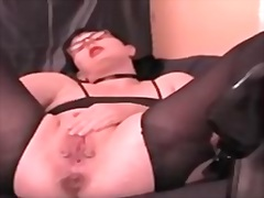 dildo, slut, more, anal, toys, using