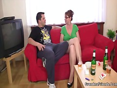 Drunk threesome party ... - Keez Movies