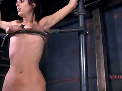 Thumb: Lusty caning for tough...