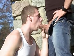 exhibitionist, horny, guy, public, homosexual, video, gay