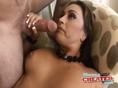 Thick cock bangs claud...