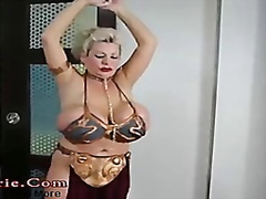 halloween fake tit whore video