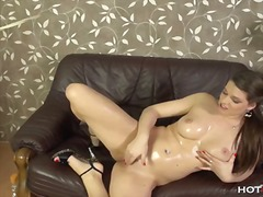 Mona lee squirting orgasm from PornerBros
