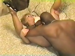 interracial, black, vintage, mature,