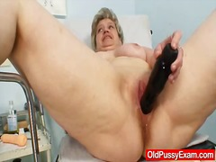 gyno, shot, clinic, fetish, vagina, open, medical, examination, pussy, granny, vaginal, cervix, exam
