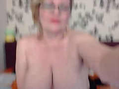 granny, webcam, masturbation,