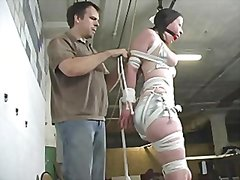 bondage, domination, couple, oral