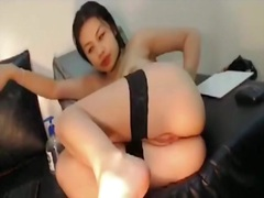 Fake dick for her wet ... video