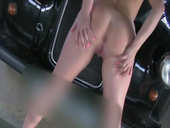 FakeTaxi: Red sexy blo... video