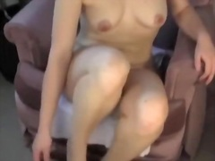 Great Sofa Masturbating