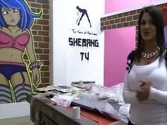 Tube8 - Shebang.tv new studios