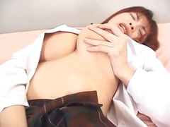 Alpha Porno Movie:Japanese schoolgirl with big n...