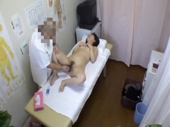 Nasty masseur fuc...
