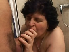 hairy, granny, mature