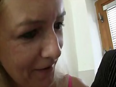 Guy fucks his mother in law right at ...