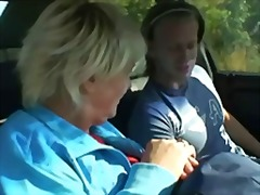 Thumb: Car driver bangs grann...