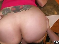 milf, ass, vaginal, brunette,