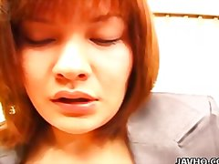 Redtube Movie:Japanese office babe anna yumi...