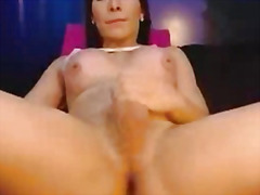 Busty tranny penetrate... video