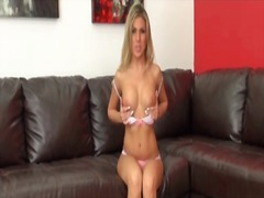 Blonde aubrey addams is se... - 07:26