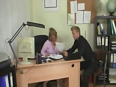 Office lady gets fucke...