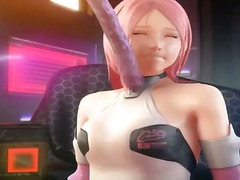 Tube8 Movie:3d animated space girl fucked ...