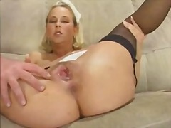 Anal creampie eating 05
