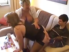 Xhamster Movie:Two sexy matures have fun with...