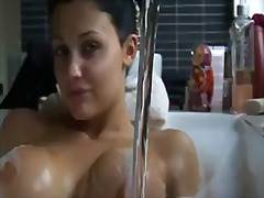 Aletta ocean with huge knockers masturbates for your viewing enjoyment