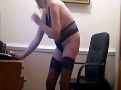 Xhamster - Mature webcam masturbation