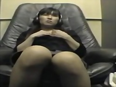 Thumbmail - Woman in the arm chair...