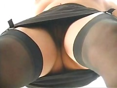 stockings, milf, stocking, softcore, pov