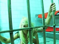 Jail cell solo with bu... video