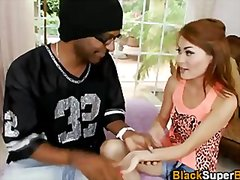 Redtube Movie:Asian tugging big cock