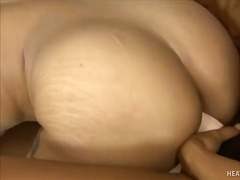 Young ebony lesbians make passionate love with their sex toys