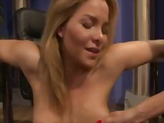 Wetplace Movie:Brunette mandy bright has some...