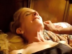 Golden-Haired mother i... video