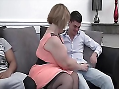 French BBW milf Sophia II video