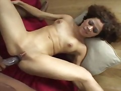 Interracial anal sex - 10:40