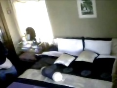 Wife copulates herself... - Voyeur Hit