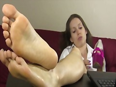 Xhamster Movie:Foot fetish 53