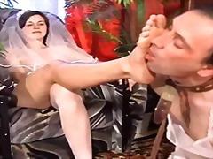 How to worship a bride - Xhamster